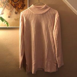 Vintage Mockneck Sweater
